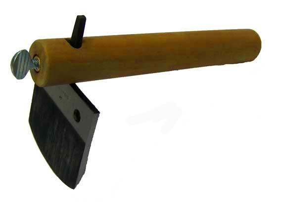 Pole Rocker Sharpener